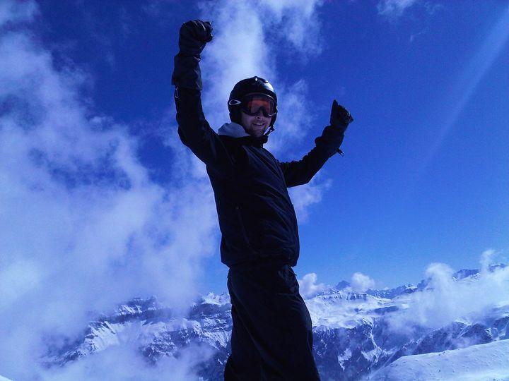 Definitiv gwunne über dä Berg!