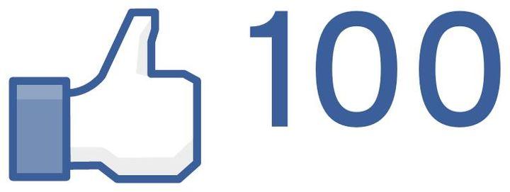 Die 100 ist voll! Vielen Dank an Alle! ;-))  ...dürft aber auch gerne weiter