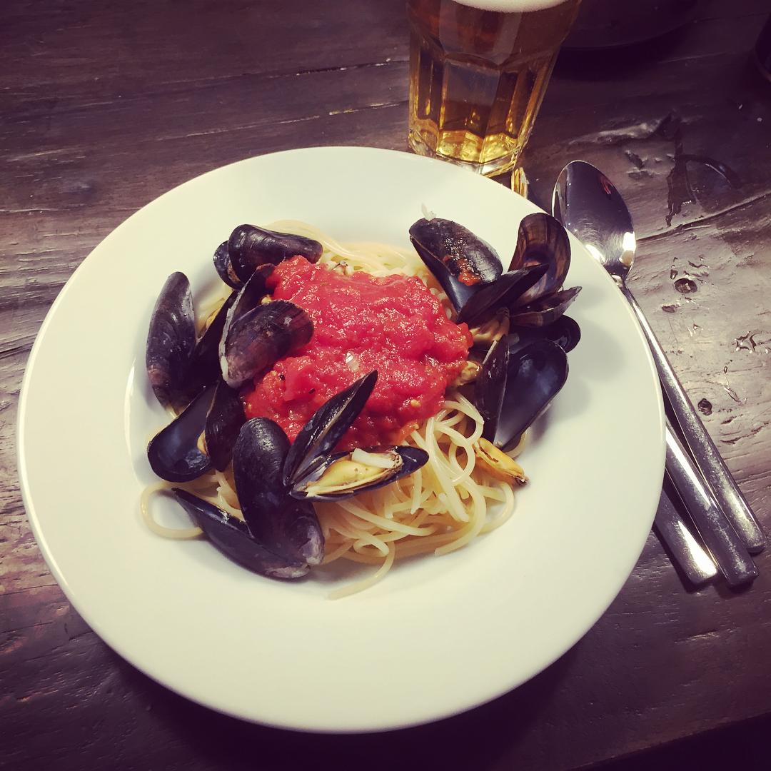 #spaghetti #vongole